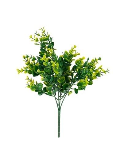 Çiçekmisin Demet Şimşir Yapay Yeşillik Renkli